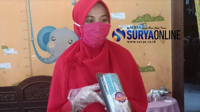 Kiat Sukses Erva Sa'adah, Pelaku UMKM Gethuk Khas Kediri, Bangkit saat Pandemi Covid-19