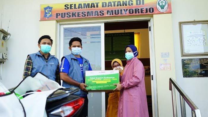 Bantu Warga yang Isoman, UMSurabaya Perkuat Puskesmas yang Buka 24 Jam