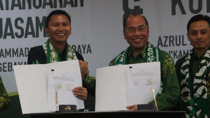 Universitas Muhammadiyah Surabaya beri Beasiswa untuk Bonek-Bonita di Indonesia