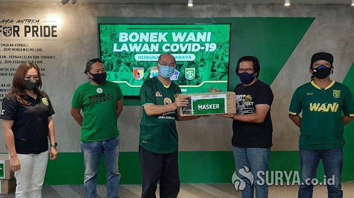 Universitas Muhammadiyah Surabaya Gandeng Bonek untuk Edukasi Masyarakat Cegah Covid-19