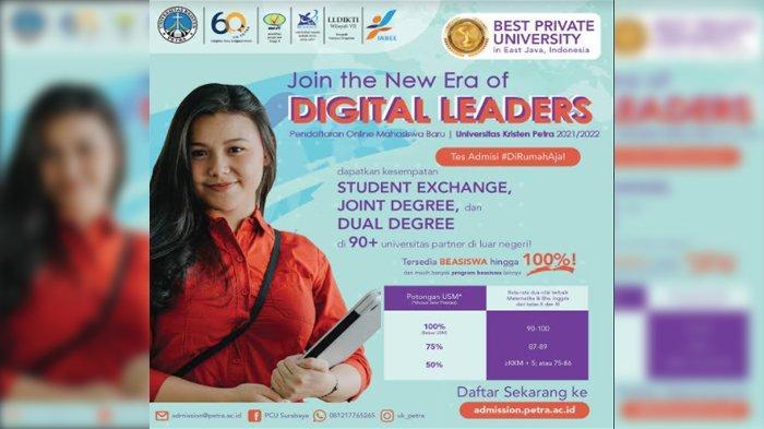 Universitas Kristen Petra (UK Petra) Surabaya : Pentingnya Pengalaman Internasional Bagi Mahasiswa