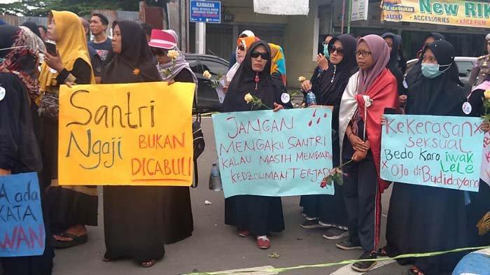MUI dan Muhammadiyah Jombang Dukung Polisi Usut Tuntas Dugaan Pencabulan Oleh Anak Kiai