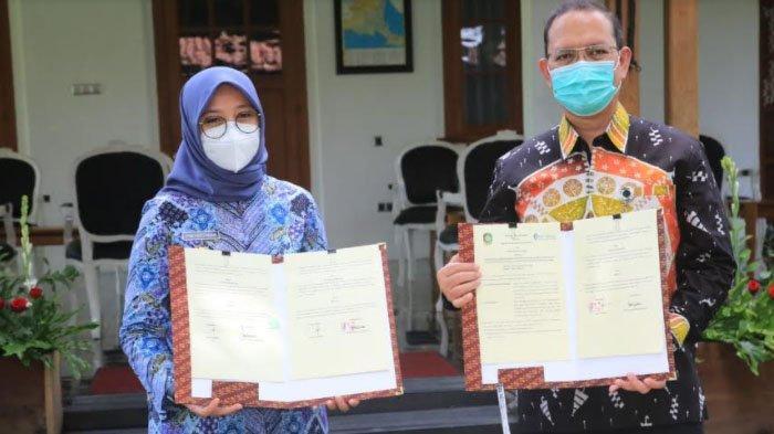 Kembangkan Beras dan Batik, Banyuwangi dan Bank Indonesia Berkolaborasi
