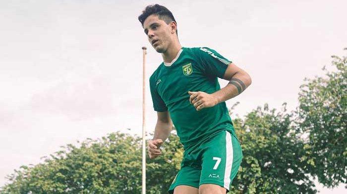 Upaya Aji Santoso Benahi Fisik Bruno Moriera di Persebaya Surabaya Jelang Liga 1 2021