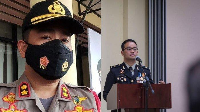UPDATE Biodata Ahrie Sonta Kapolres yang Dampingi Listyo Sigit, Mantan Kasat Lantas Polres Sidoarjo