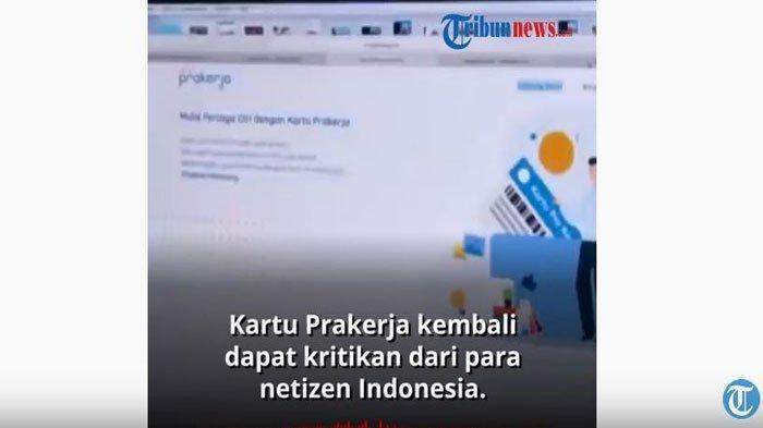 Update Cara Daftar Kartu Pra Kerja Gelombang 4 di www.prakerja.go.id, Biaya Pelatihan Menuai Kritik