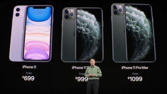Update Daftar Harga iPhone April 2020, iPhone 11 Pro Max Naik 1,5 Jutaan & Prediksi iPhone SE 2 Plus