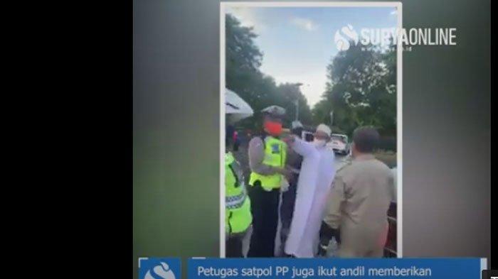 UPDATE Habib Umar Assegaf Diduga Langgar PSBB Surabaya hingga Disebut Pukul Satpol PP