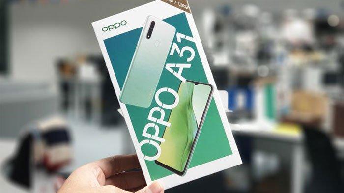 Daftar Harga Hp Oppo Akhir September 2020: Oppo A31 Masih Rp 3 Jutaan, Reno4 F akan Masuk Indonesia