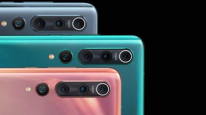 Update Harga Hp Xiaomi Maret 2020, Mi 10 dan Mi 10 Pro akan Rilis Tanggal 27, Berikut Spesifikasinya