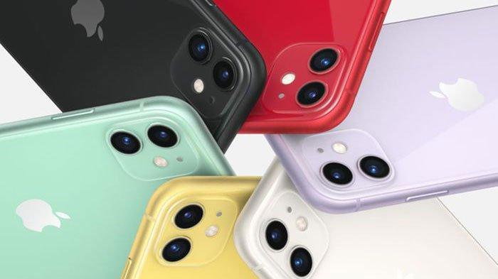 Update Harga iPhone Bulan Oktober: Perbedaan Spesifikasi iPhone SE 2020 dan iPhone 12 Mini