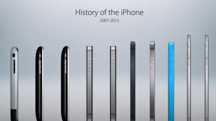 Update Harga iPhone Akhir Juni 2020, Ini Penampakan iPhone Pertama yang Rilis Tepat 13 Tahun Lalu