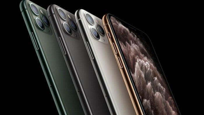 Daftar Harga iPhone Terbaru Akhir April 2020, iPhone 11 Rp 14 Jutaan dan 11 Pro Max Rp 22 Jutaan