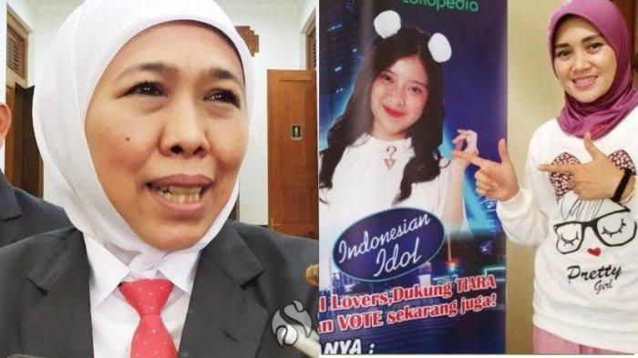 Update Hasil atau Juara Indonesian Idol 2020, Gubernur Jatim Akan Dukung Tiara Anugrah di Jakarta