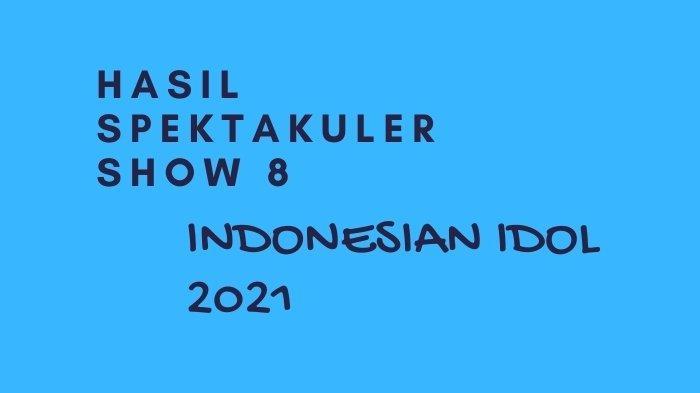 Update Hasil Spektakuler Show 8 Indonesian Idol 2021: Duet Sedap Rimar dan Anggi, Azhardi Pulang