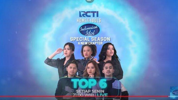 update jadwal Indonesian Idol 2021 babak Spektakuler Show 8