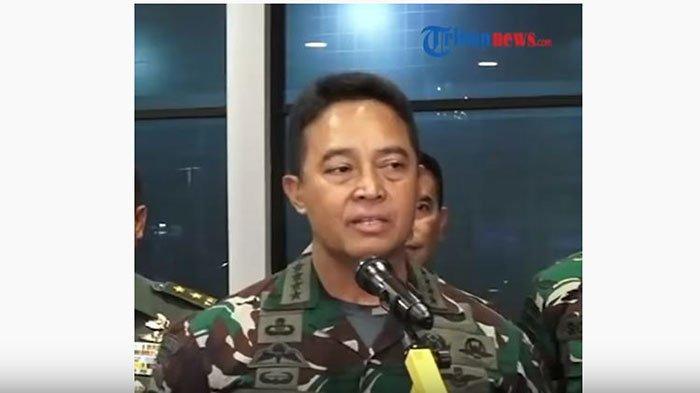 UPDATE Kasus Anggota TNI Disanksi karena Nyinyir Wiranto, KSAD Sebut Ada 7 Prajurit, ini Rinciannya