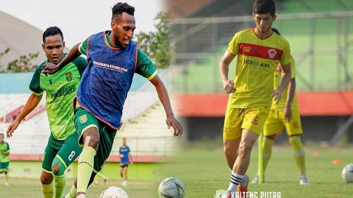 UPDATE Klasemen Liga 1 2019, Perbedaan Posisi Persebaya dan Kalteng Putra Jelang Laga Putaran Kedua