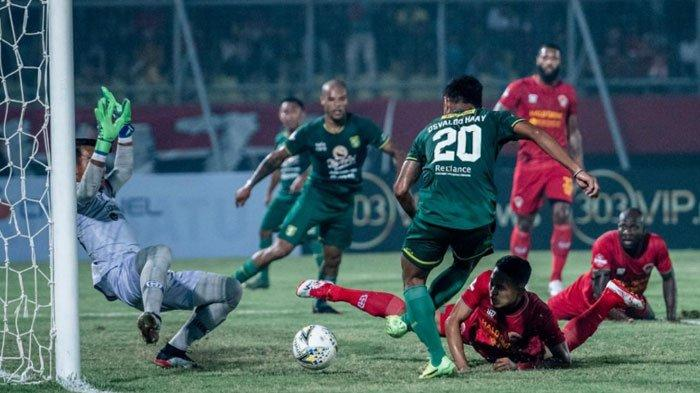 UPDATE Klasemen Liga 1 2019 Seusai Kalteng Putra vs Persebaya, Bajul Ijo Melorot Meski Hasil Imbang