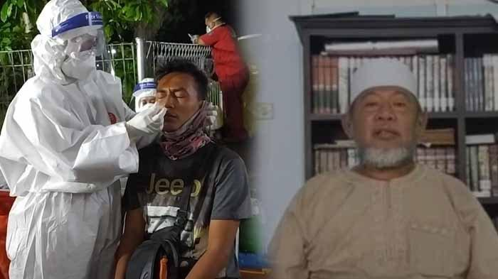 UPDATE Lonjakan Covid-19 di Bangkalan, 1.899 Orang Positif, 188 Meninggal, Ini Pesan Ulama Madura