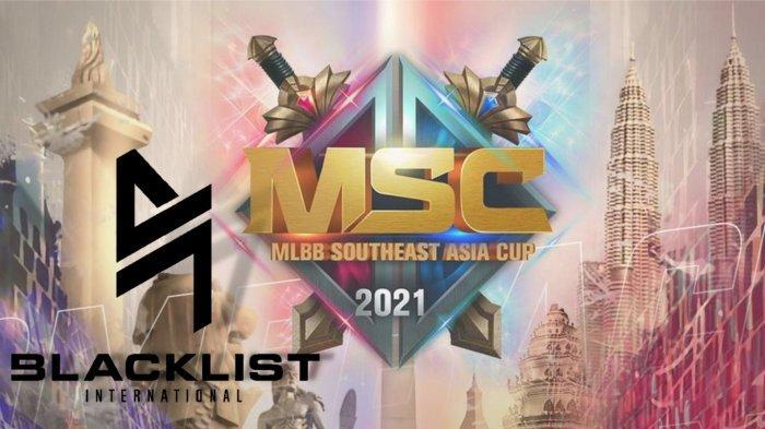 Update MSC 2021: Blacklist International Jadi Wakil Filipina, Prediksi EVOS Legends Terbukti