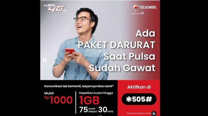UPDATE Paket Internet Murah Telkomsel dan Kuota Gratis di Bulan Ramadan 2021, Cuma Rp 1000 Dapat 1GB