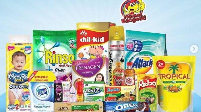 Update Katalog Promo Hemat Alfamart dan Indomaret 22 Juli: Diskon Detergen, Minyak Goreng dan Snack