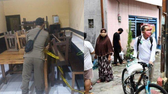 Update PSBB Surabaya Raya Tahap 3: Polda Razia Warkop dan Cara Unik Warga Jetis Kulon saat PSBB