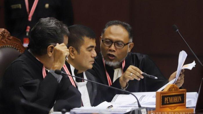 Seandainya MK Putuskan Prabowo Kalah dan Jokowi Menang, Tim Hukum 02 Akan Lakukan Ini