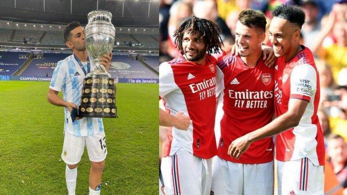 Update Transfer Liga Inggris: Kompatriot Messi Ngotot Gabung Spurs, Arsenal Pertahankan Sang Kapten