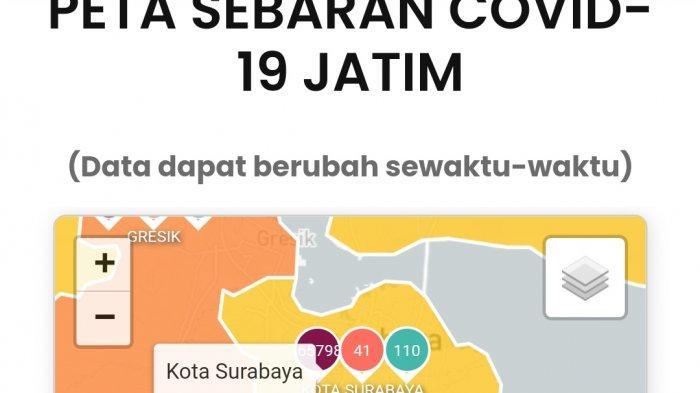 Update Virus Corona di Surabaya 11 September: COVID-19 Naik 29, 3 Kabupaten di Jatim Turun Level 1