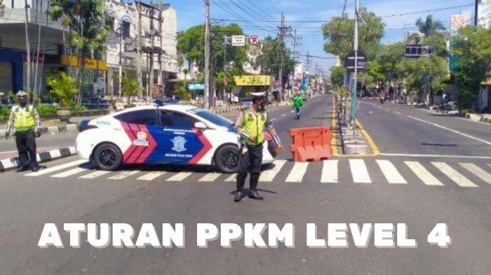 Update Zona Merah Jatim: Virus Corona Surabaya Masih Tinggi, Aturan PPKM Level 4 Mulai Berlaku