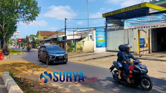 Tunggu Appraisal, Bangunan Dekat Exit Tol Madyopuro Malang Segera Dibongkar