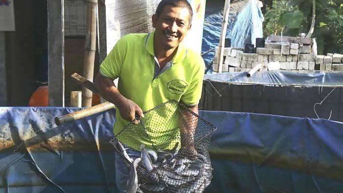 SIG Berikan Bantuan Modal dan Pendampingan UMKM Perikanan Senilai Rp 523 Juta