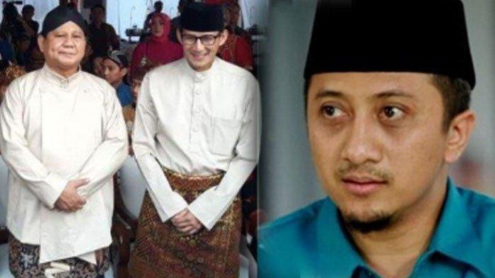 Usai Puji Jokowi, Ustadz Yusuf Mansur Ungkap Jasa Prabowo dan Kebaikan Sandiaga Uno, Ini Tujuannya!