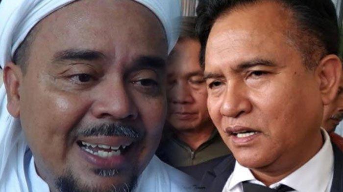 Usai Yusril Ihza Mahendra Bongkar Chat WhatsApp (WA) Habib Rizieq soal ke-Islaman Prabowo, Ramai