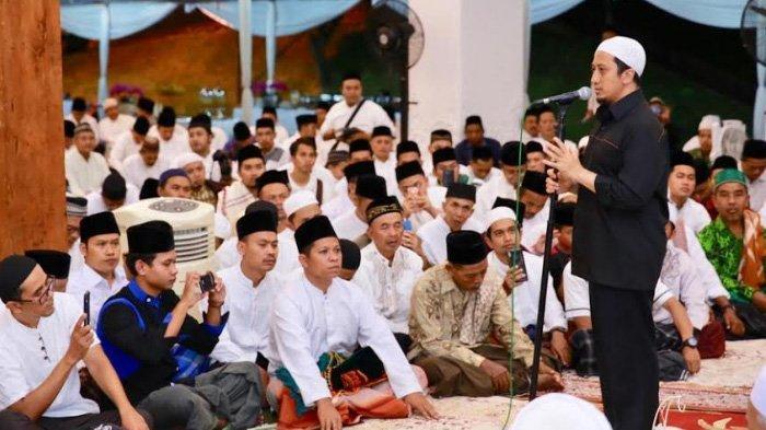 Ust Yusuf Mansur Isi Peringatan Nuzulul Quran di Pendopo Banyuwangi
