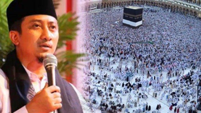 Ustadz Yusuf Mansur Ungkap Hikmah di Balik Pembatalan Seluruh Perjalanan Umroh oleh Arab Saudi