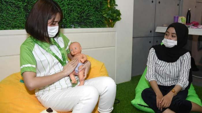 Setahun ASI Booster Mom Uung Targetkan Layani 150.000 Konsultasi Ibu Menyusui