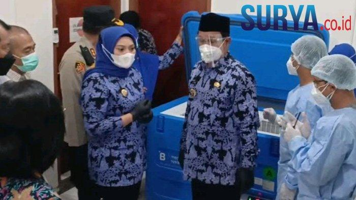 3.040 Dosis Vaksin Covid-19 Datang, Wali Kota Madiun Akui Belum Mencukupi