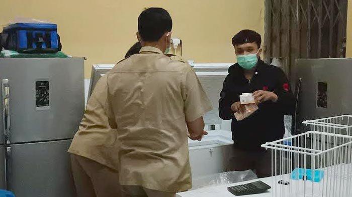 2,444 vial Vaksin Covid-19 Tahap Kedua Sudah Tiba di Kabupaten Kediri