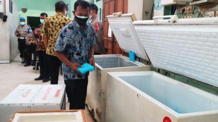 Pemprov Jatim Distribusikan Vaksin Covid-19 ke Surabaya Raya, ini Rincian untuk masing-masing Daerah