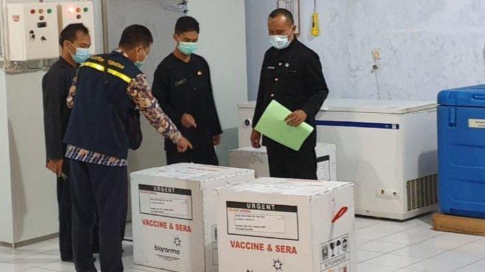 Vaksin Covid-19 Tiba di Kabupaten Banyuwangi, Vaksinasi Dimulai 28 Januari 2021