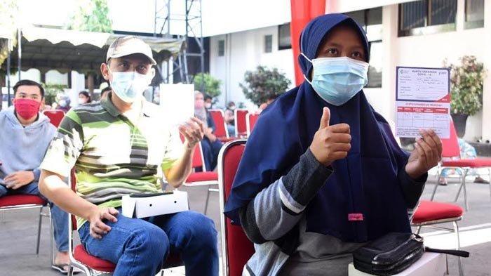 Ketersediaan Vaksin Covid-19 di Kota Kediri Terbatas, Pemkot Menunggu Jatah Stok dari Pusat
