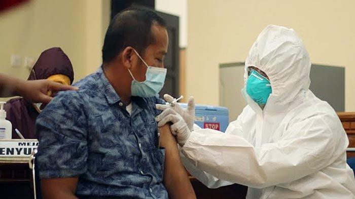 Vaksinasi Saat Ramadan, Dinkes Trenggalek Mulai Vaksin Pada Pertengahan Bulan, Ini Tujuannya