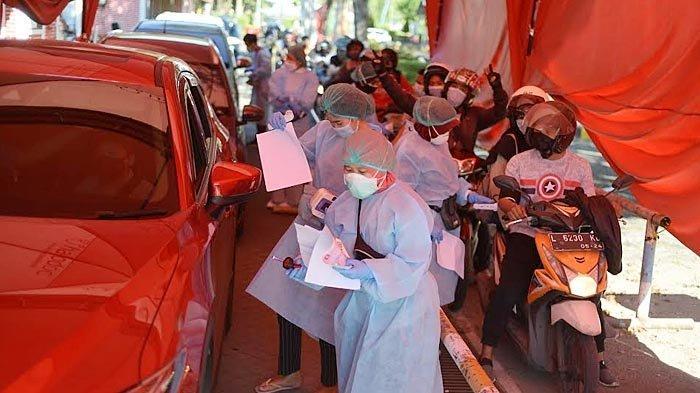 Kebut Target Vaksin 30 Ribu Dosis per Hari di Surabaya, Cak Eri Mengaku Terkendala Stok