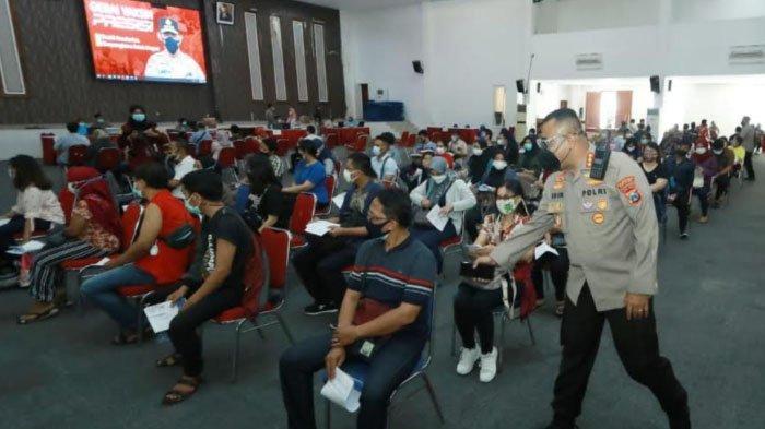Cara Daftar Vaksin Covid-19 di Polrestabes Surabaya, Simak Waktu Pelaksanaan dan Syarat