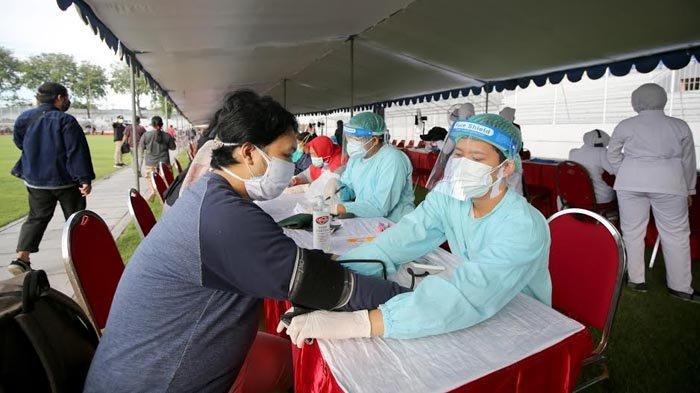 Pemkot Surabaya Tolak Perusahaan yang Kirim Karyawan dari Luar Kota Ikuti Vaksinasi Covid-19 di G10N