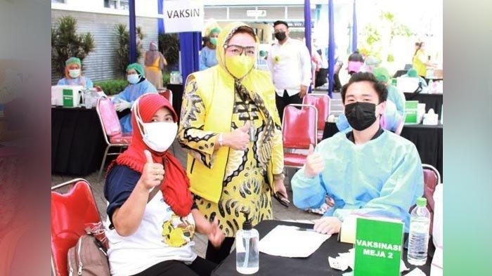 Percepatan Vaksinasi Covid-19 Sasar Ribuan Pekerja Industri Surabaya di SIER