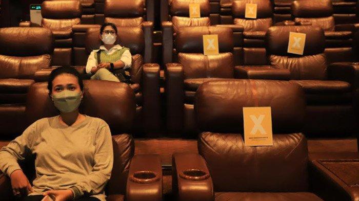 Mau Menonton di Bioskop, Warga Surabaya Harus Tunjukkan Bukti Vaksin Dosis Kedua